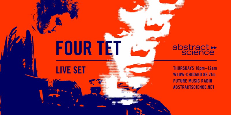 four tet live set abstract science future music chicago radio