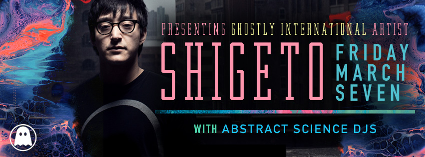 shigeto + absci djs at smart bar