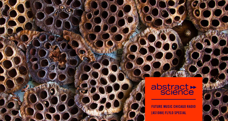 as1088 flying lotus special abstract science future music radio