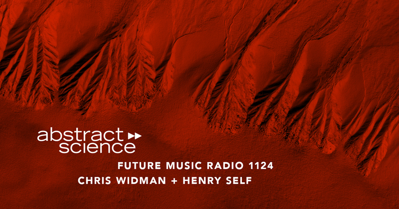 abstract science future music radio chicago chris widman henry self