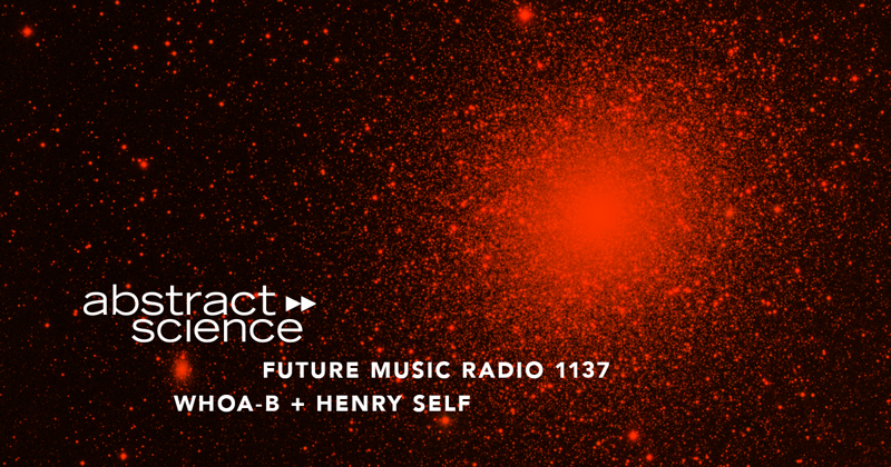 abstract science future music radio