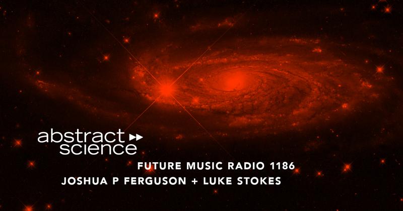 abstract science future music radio